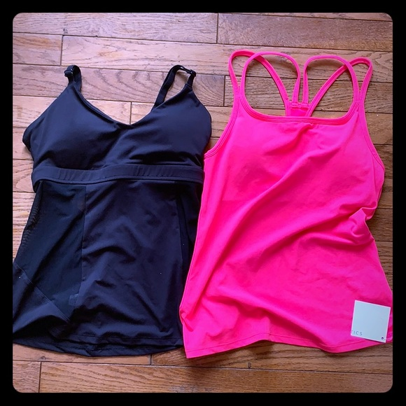 Fabletics Tops - Fabletics workout tanks bundle!